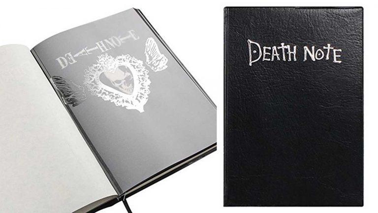 Cuaderno Death Note | Réplica de la Libreta de la muerte