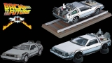 Delorean Regreso al Futuro
